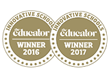 The Educator Magazine - SMGS Innovative Schools Award