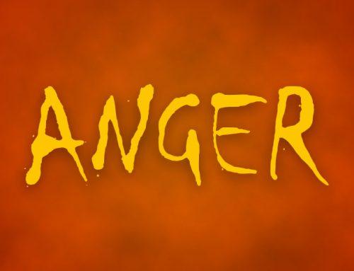 """""""Anger"""""""