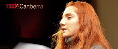 Tolina Davis TEDx Canberr