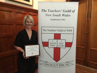 SMGS K/1 Teacher Ms Emma Smith