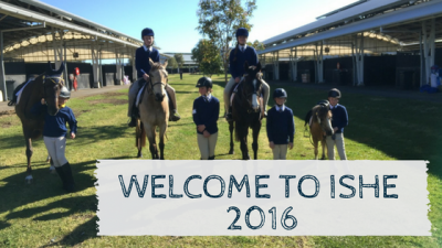 welcome to ISHE 2016