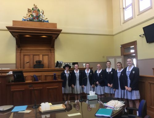 Students Gain Courtroom Experience in the Law Society of NSW Mock Trial Competition