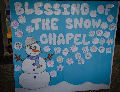 Blessing of the Snow