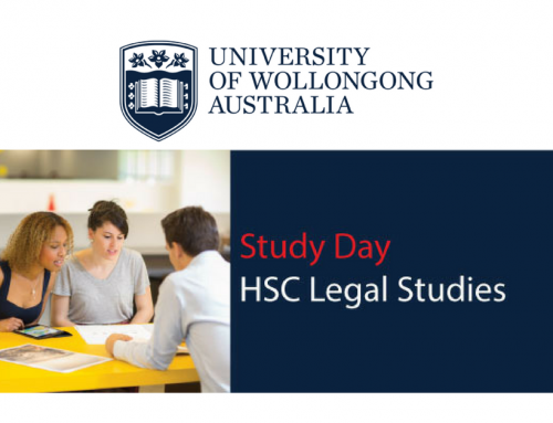 Legal Studies Excursion to UOW HSC Study Day