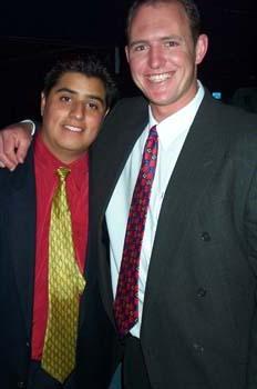 Jeremy and Mr Moolman