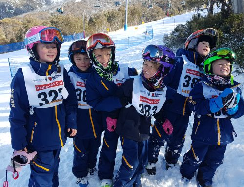 SMGS Snowsports athletes find racing form at 2017 Redlands Cup