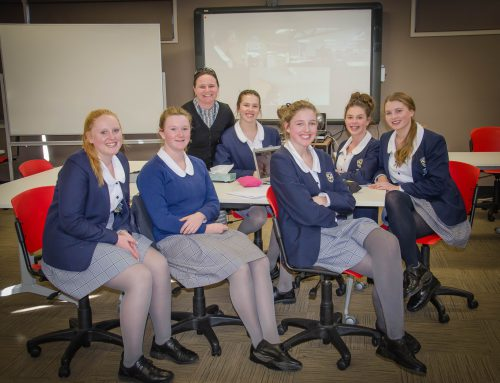 SMGS Team successful in Round 4 of the Law Society of NSW Mock Trial Competition