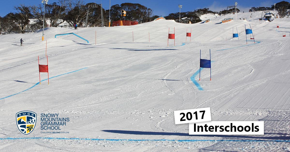 2017 SMGS Interschools Snowsports