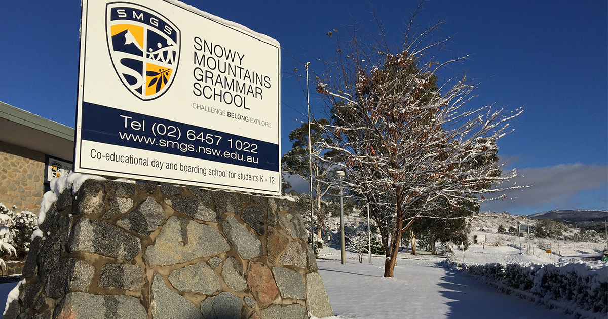 Snowy Mountains Grammar School – K-12 co-educational school
