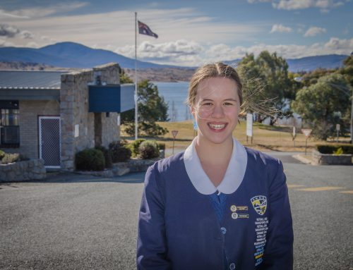 SMGS Year 12 Student, Mackenzie Diver, to represent our region at the 11th International Youth Pierre de Coubertin Forum in Estonia