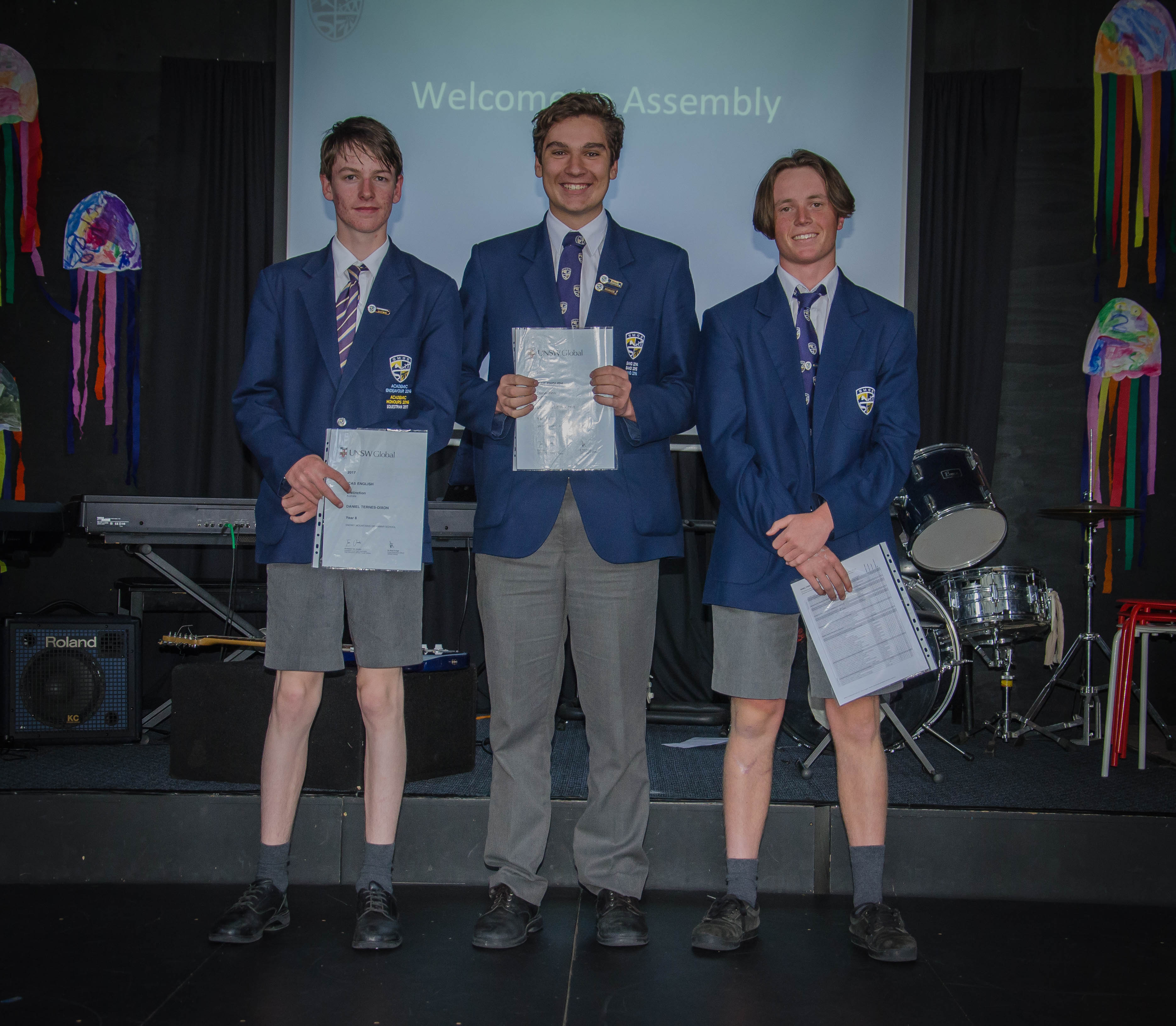 SMGS Students Impress in the 2017 ICAS Mathematics, ICAS
