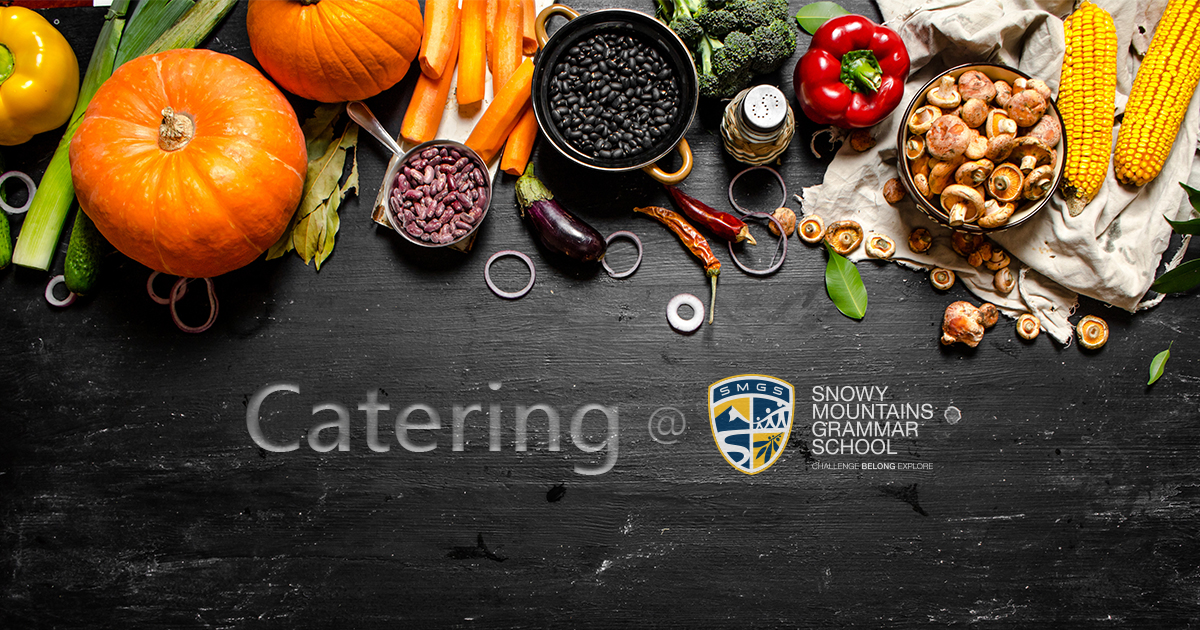 SMGS Catering Services Tender