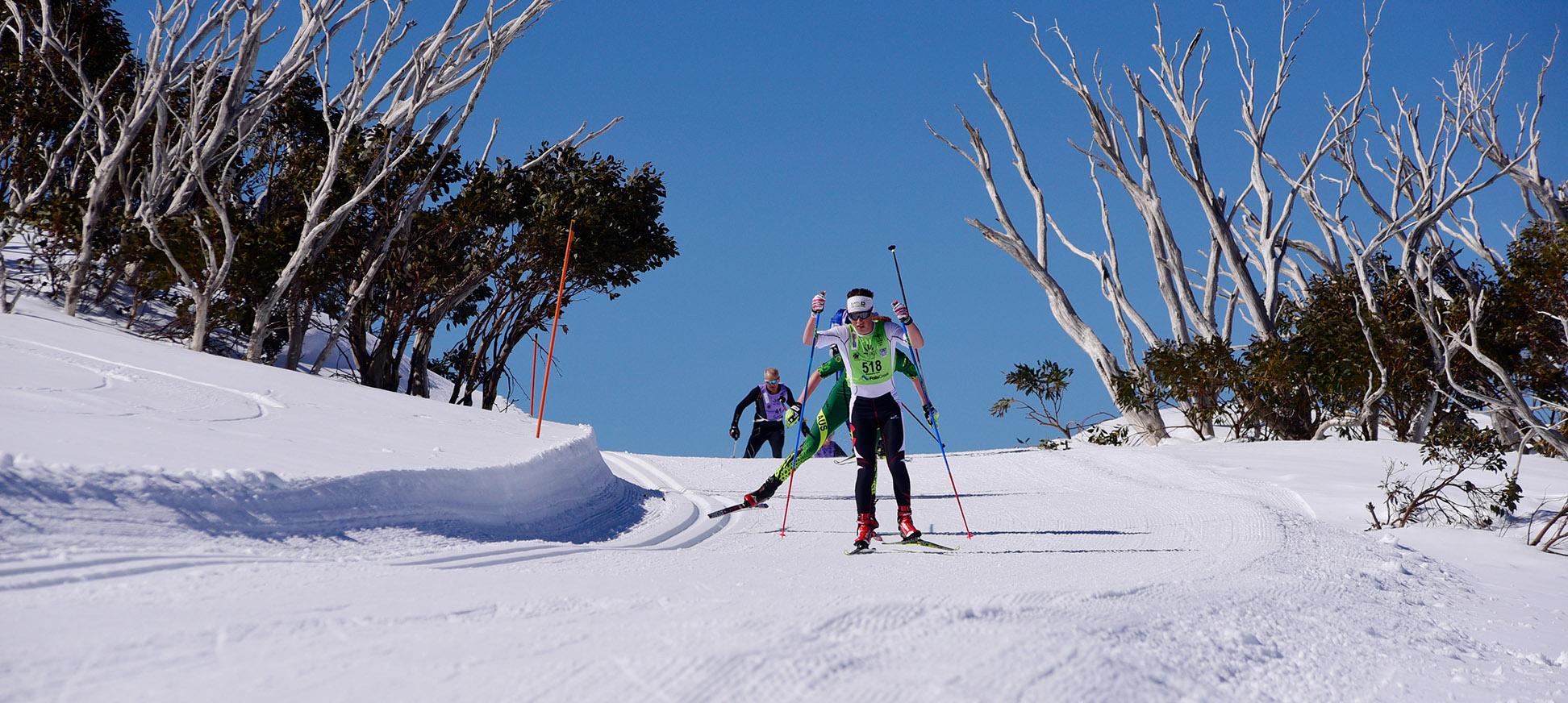 SMGS Elite Snowsports Academy XC