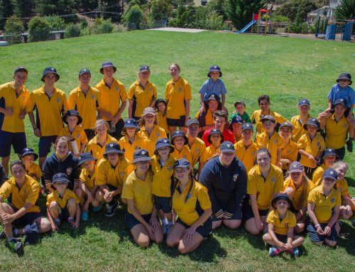 SMGS 2018 K-2 and Year 12 buddy program, a fun-filled and memorable day!