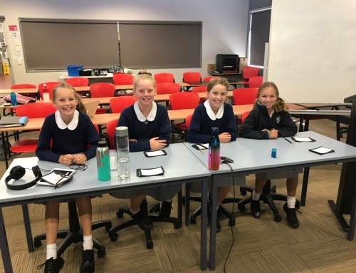 Year 6 Virtual Debate Team finds success in round 1 of competition
