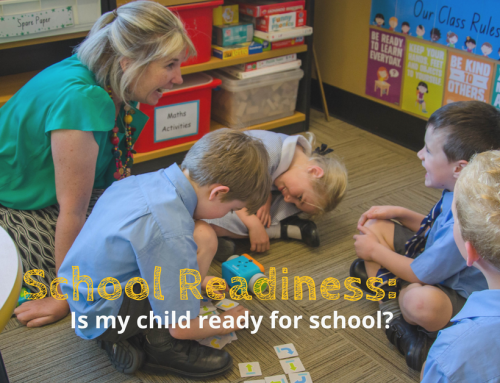 Kindergarten Readiness: Is my child ready for school?