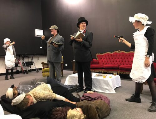 SMGS Drama Academy End-of-Term Performance – Murder Malodorous