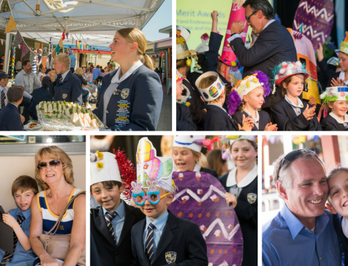 SMGS Junior School Grandparents and Special Friends Day 2018