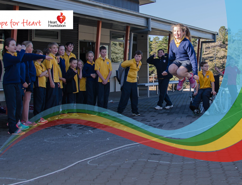 SMGS Junior School joins 35-year legacy in jumping for heart health
