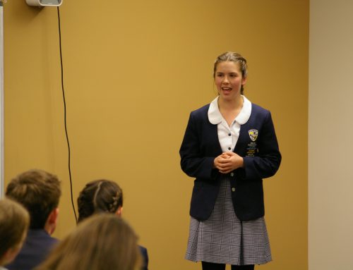 20th Annual Maria Kisich Public Speaking Competition