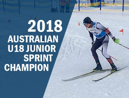 Declan Burke wins 2018 Australian U18 Cross Country Sprint Title