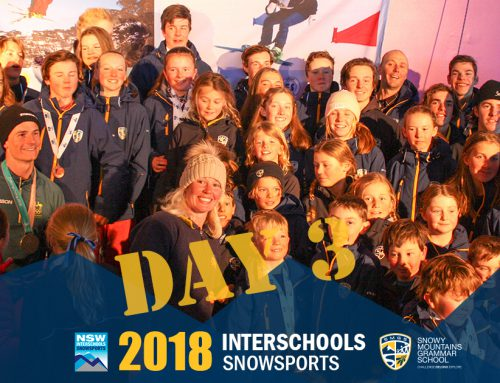 2018 Regional Interschools Day 3 Wrap-up