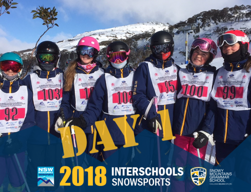 2018 Regional Interschools Day 1 Wrap-up
