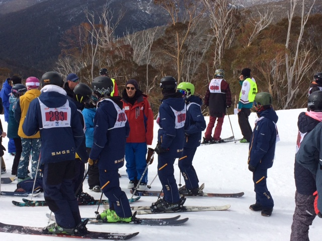 SMGS NSW State Interschools Slopestyle