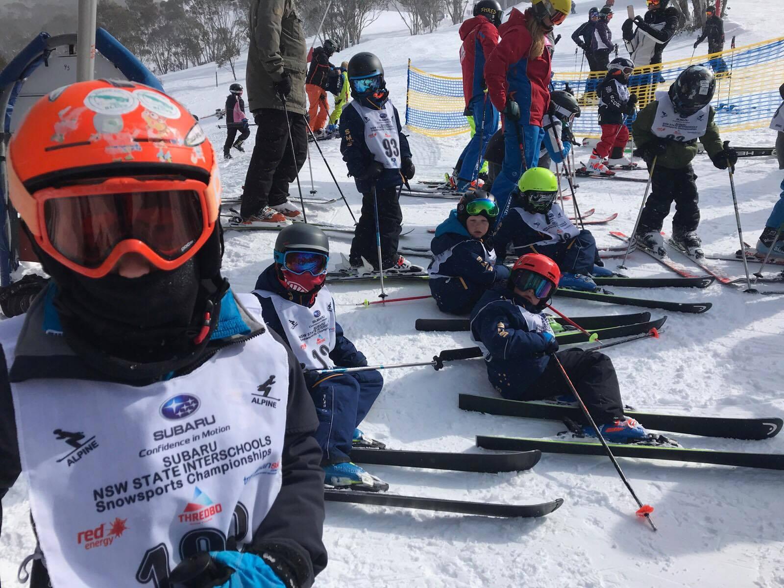 SMGS NSW State Interschools Snowsports