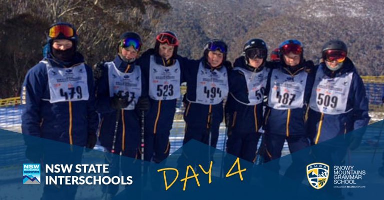 SMGS State Interschools Snowsports Day 4