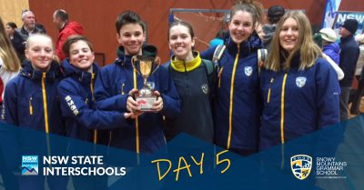 SMGS State Interschools Snowsports Day 5
