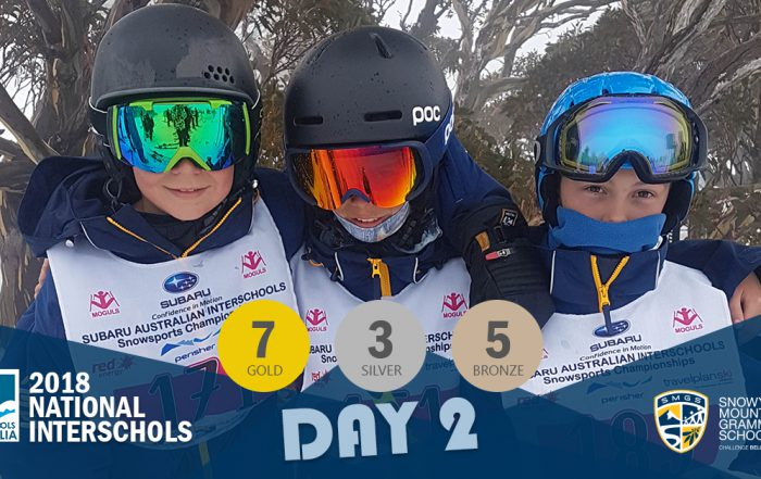 SMGS 2018 National Interschools Snowsports Day 2