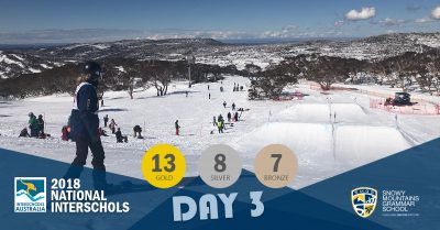 SMGS 2018 National Interschools Snowsports Day 3