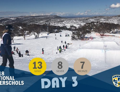 2018 National Interschools Snowsports – Day 3 Wrap-Up