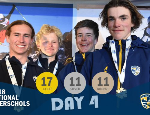 2018 National Interschools Snowsports – Day 4 Wrap-Up