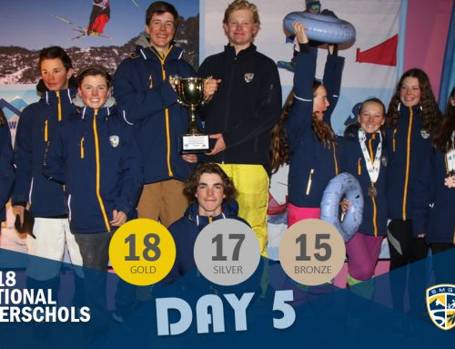 2018 National Interschools Snowsports – Day 5 Wrap-Up