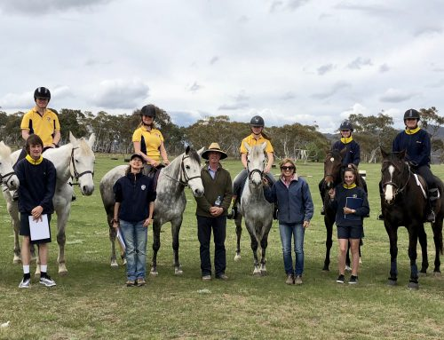 SMGS Equestrian Team Brings Home the Win!