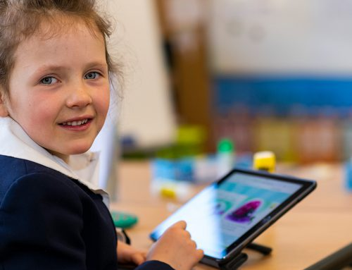 Use of Technology to Educate our School Children
