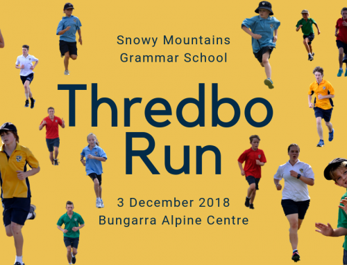 Snowy Mountains Grammar School on the Run