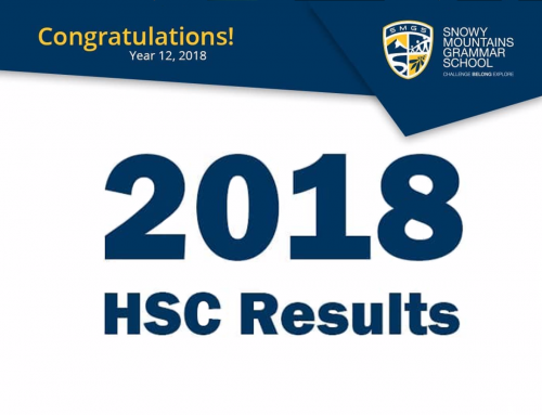 HSC Ranks SMGS Best in Monaro