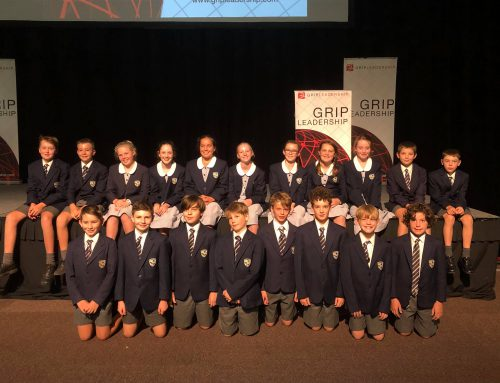 Year 6 students attend Canberra GRIP Leadership Conference