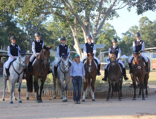 2019 Equestrian New South Wales State Interschools Championships Recap