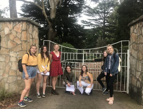 Report from HSC Visual Arts Excursion 2019