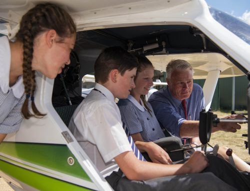 Six SMGS School of Aviation Students obtain qualifications