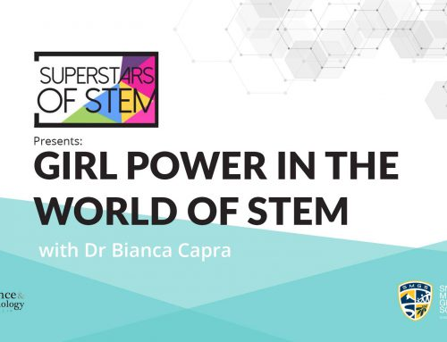 SMGS to host Dr Bianca Capra from Superstars of STEM