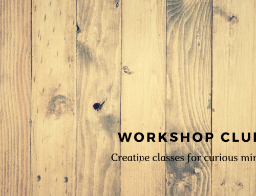 Workshop Club: Creative classes for Curious Minds