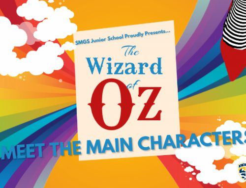 Wizard of Oz – Meet the Main Characters