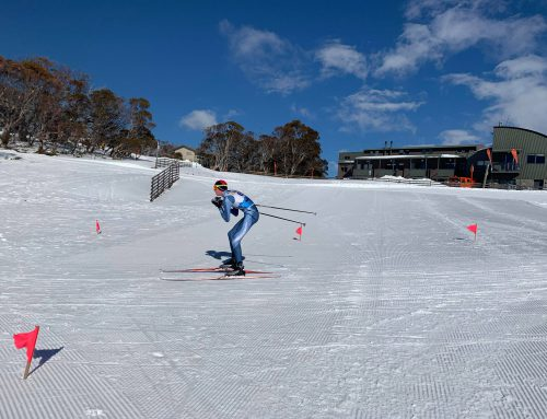 SMGS Nordic skiers find their stride at ACT and NSW Championships