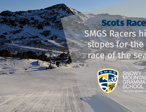 Scots Race: SMGS Racers hit the slopes for the first race of the season