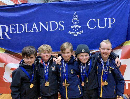 Redlands Cup re-cap